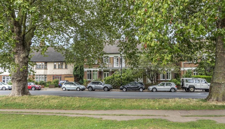 Photo of Hilly Fields Crescent