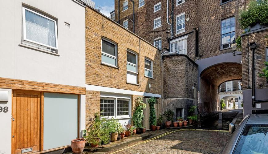 Photo of Gloucester Mews West