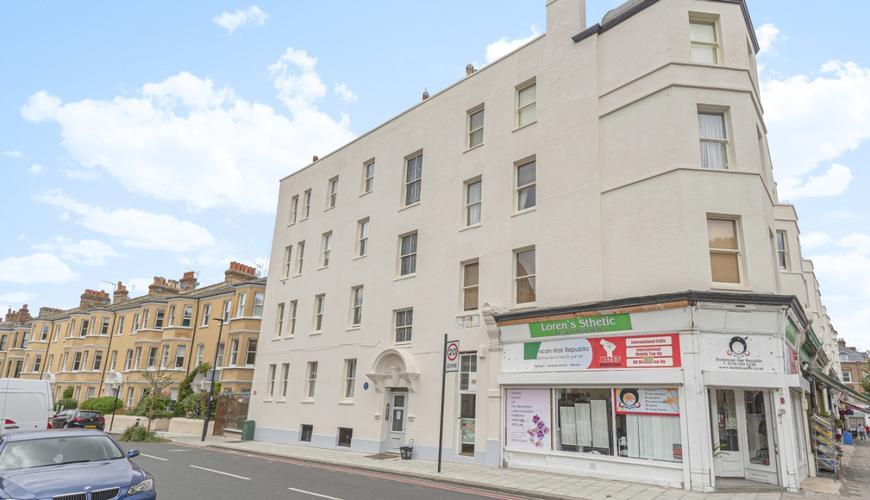 Photo of Glenshaw Mansions Brixton Road