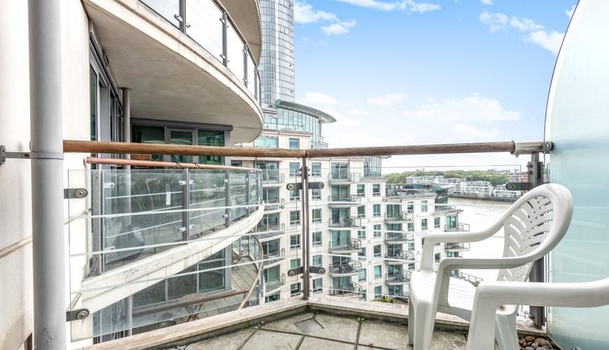 Photo of St. George Wharf