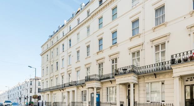 Gloucester Terrace, London W2, UK - Source: Kinleigh Folkard & Hayward (K.F.H)