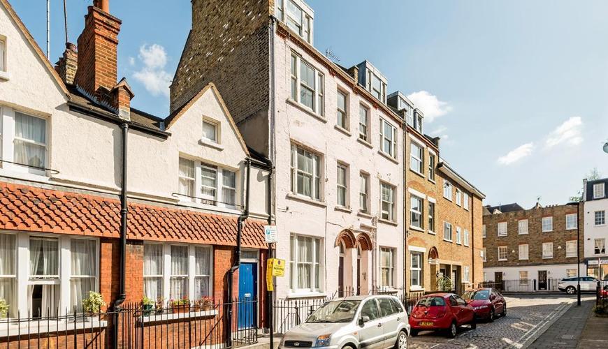 Photo of Ranston Street