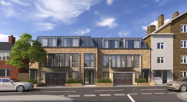 Image of Garratt Green Apartments, Tooting SW17