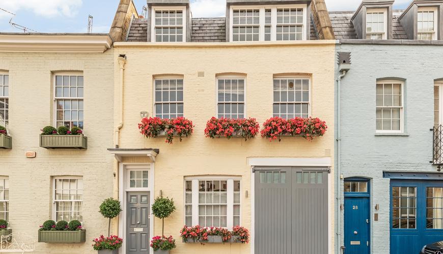 Photo of Wilton Row