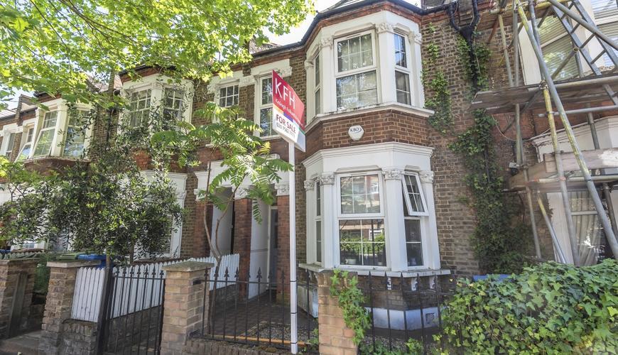 Photo of John Ruskin Street