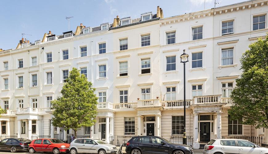 Photo of Claverton Street
