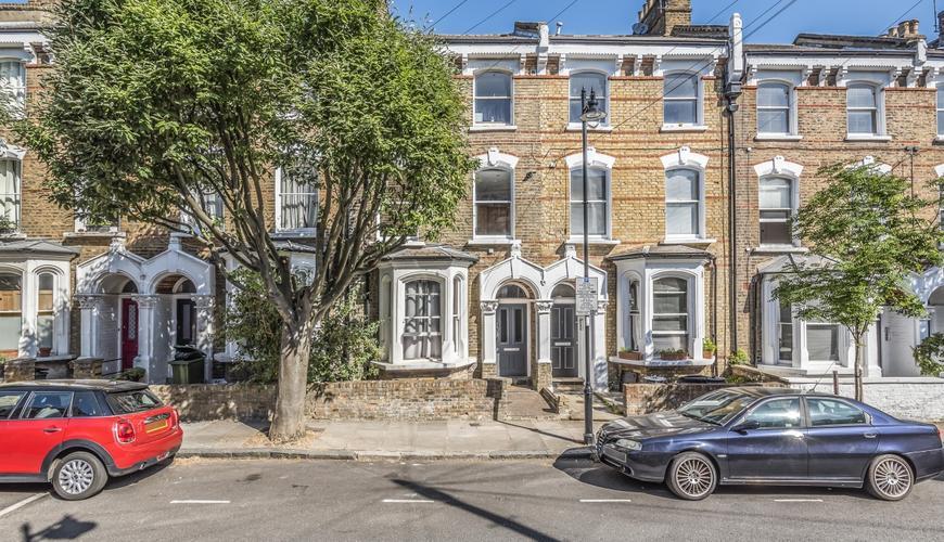 Photo of Crossley Street