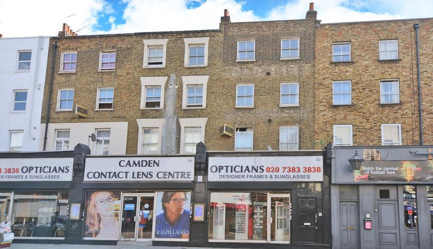 Photo of Camden High Street