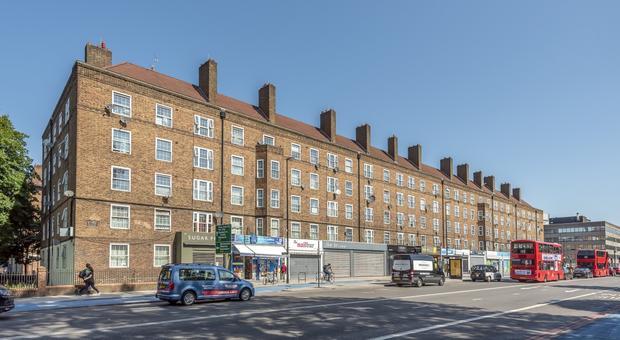 Magee St, London SE11, UK - Source: Kinleigh Folkard & Hayward (K.F.H)
