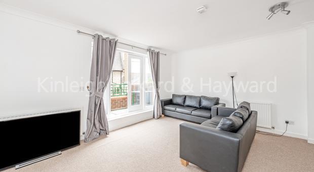 Broadley Terrace, London NW1, UK - Source: Kinleigh Folkard & Hayward (K.F.H)
