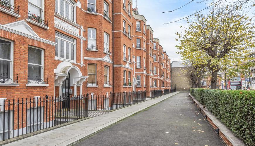 Photo of Fulham Road
