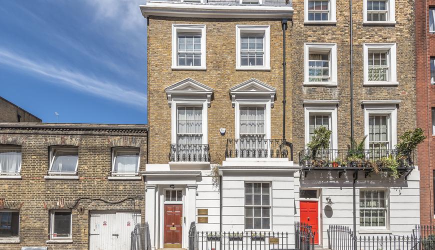 Photo of 1 Harewood Row