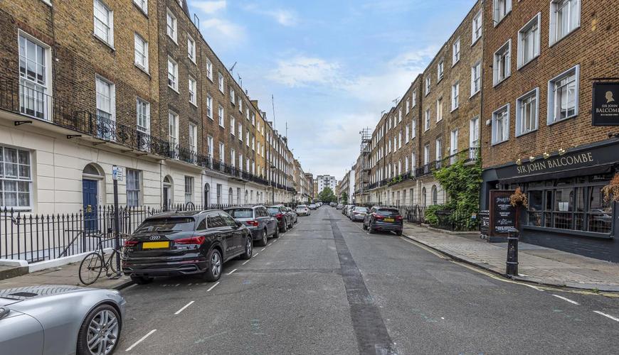 Photo of Balcombe Street