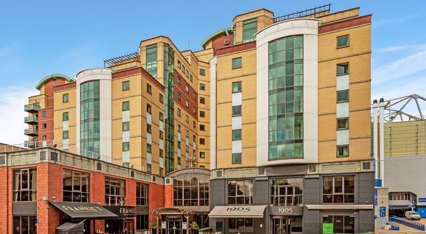 Stamford Bridge, Fulham Rd, London SW6 1HS, UK - Source: Kinleigh Folkard & Hayward (K.F.H)