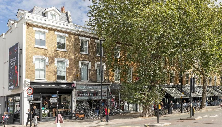Photo of Chiswick High Road