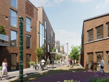 Image of Stable Yard, Peckham SE15