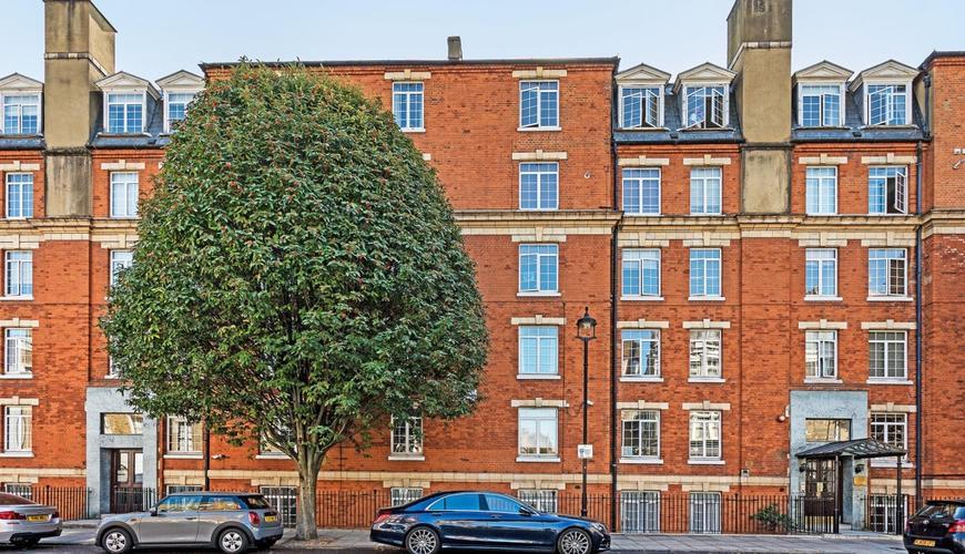 Photo of Harrowby Street