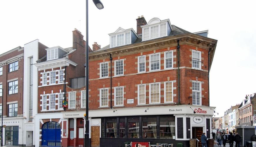 Photo of Rosoman Street