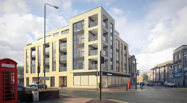 Image of Flora Apartments, Woolwich SE18