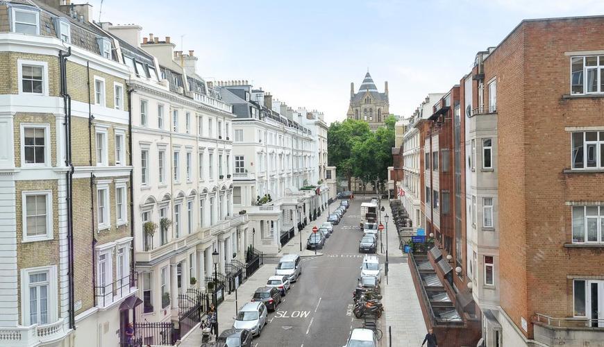 Photo of Harrington Road