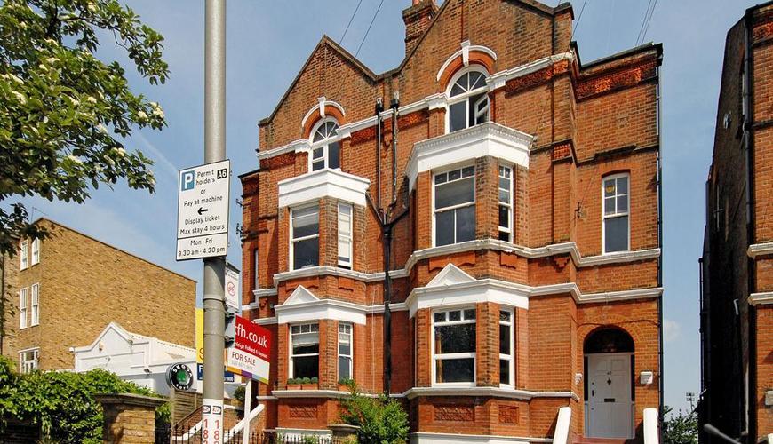 Photo of Wimbledon Park Road