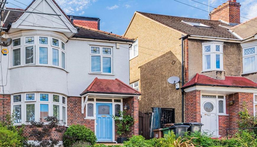 Photo of Woodcombe Crescent