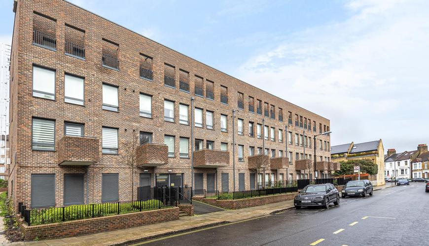 Photo of East Dulwich Estate, Pytchley Road