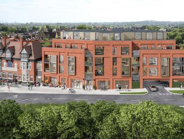 Image of One Fox Lane, Palmers Green N13