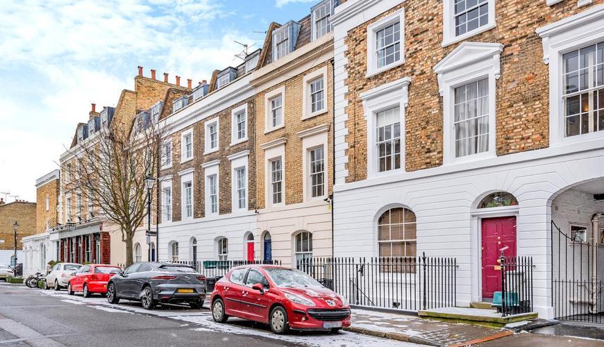 Photo of Danbury Street