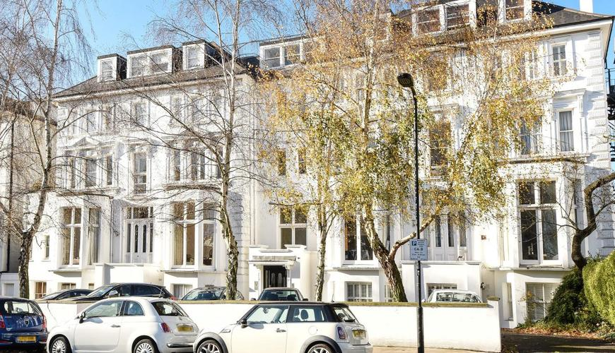 Photo of Belsize Grove