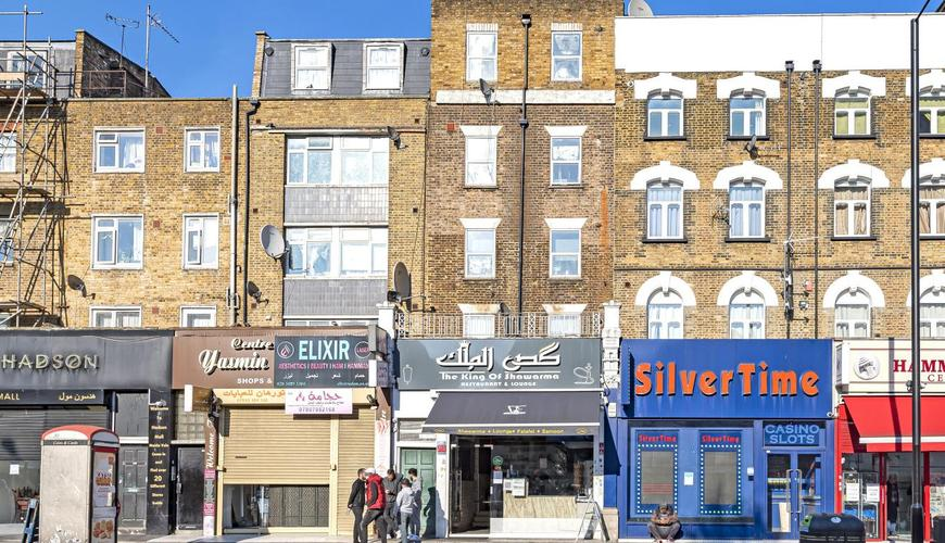 Photo of Edgware Road