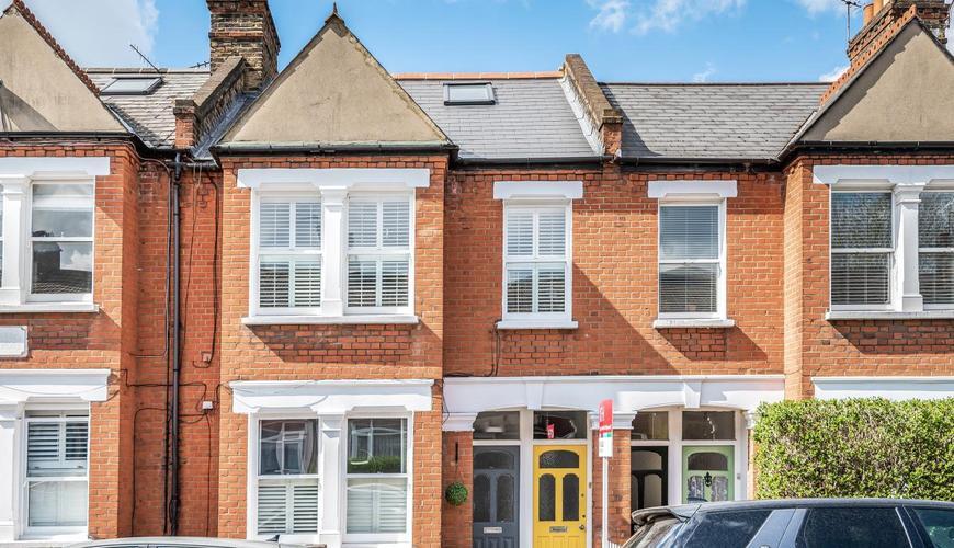 Photo of Totterdown Street