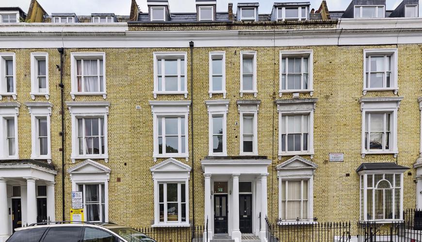 Photo of Eardley Crescent