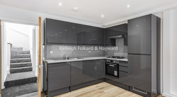 Royal College St, London NW1, UK - Source: Kinleigh Folkard & Hayward (K.F.H)