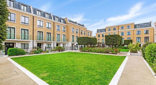 Rainsborough Ave, London SW6 1DQ, UK - Source: Kinleigh Folkard & Hayward (K.F.H)