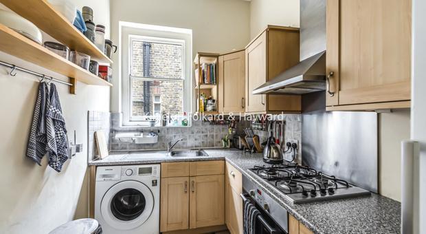 Tarranbrae, 176 Mapesbury Rd, London NW6 7PW, UK - Source: Kinleigh Folkard & Hayward (K.F.H)