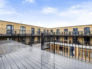 Image of Batemans Yard, Tooting SW17