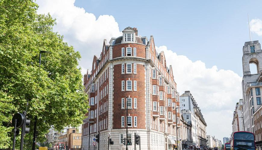 Photo of Baker Street
