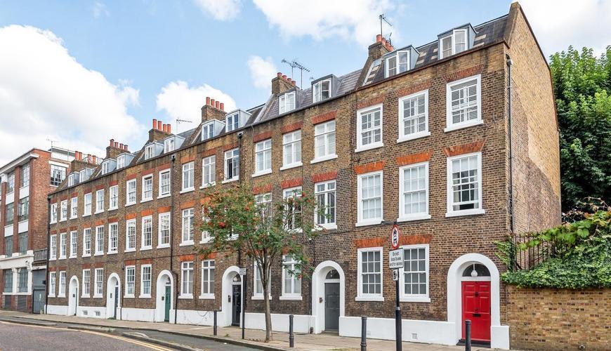 Photo of Skinner Street