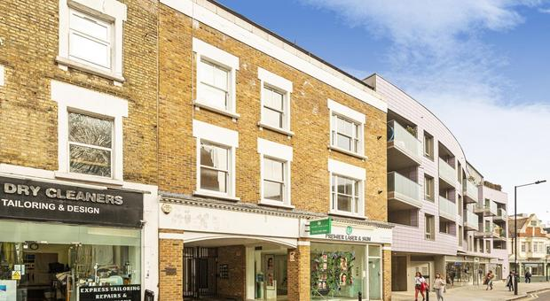 Vanston Pl, London SW6, UK - Source: Kinleigh Folkard & Hayward (K.F.H)