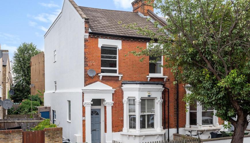 Photo of Raeburn Street