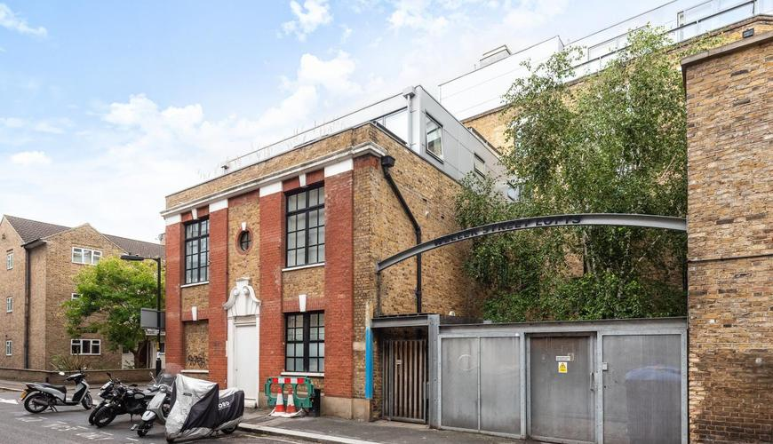 Photo of Weller Street