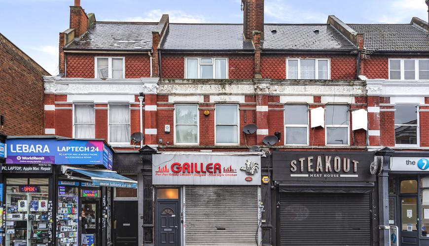 Photo of 118 Upper Tooting Road